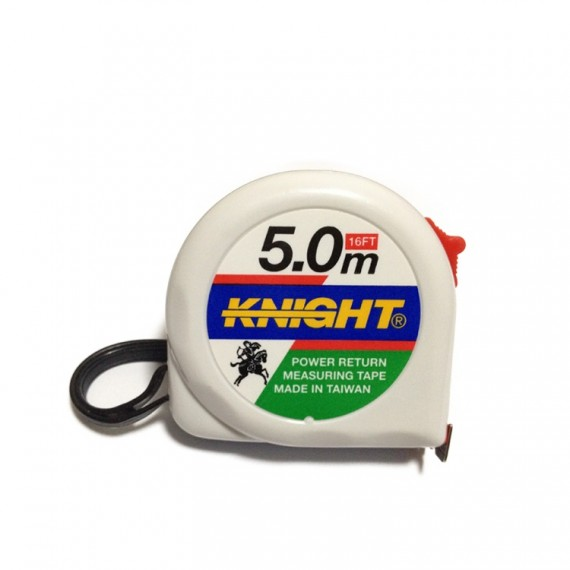 Knight Retractable Measure Tape  5M
