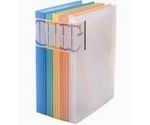 Color Transparent clear book A4 (20pages)