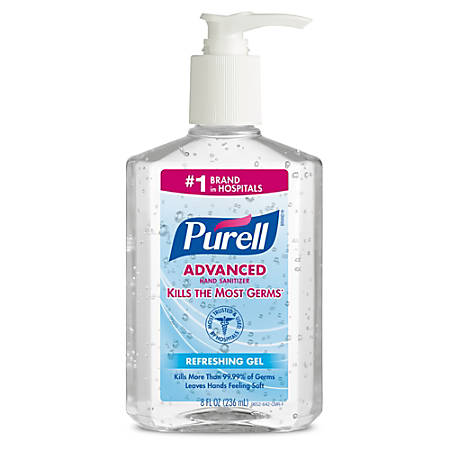 Purell Advanced (USA) Hand Sanitizer (354ml)