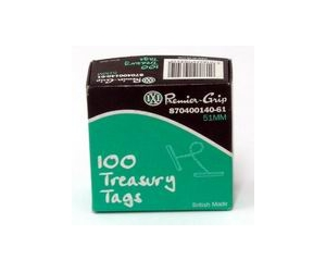 Premier-Grip Treasury Tag (305 mm/100pcs/box)