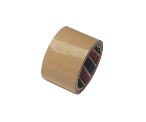 "Adhesive tape (brown color) (2.5""x45yd)"